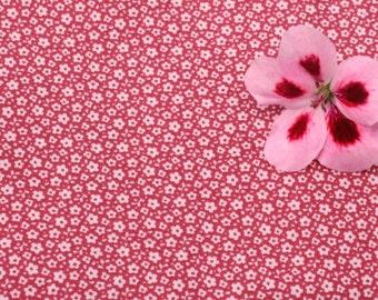 Tilda Sweetheart FQ / Tilda Collection / Ilse Red / Fat quarter