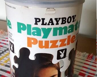 Vintage 1967 Miss December Playboy Playmate Puzzle