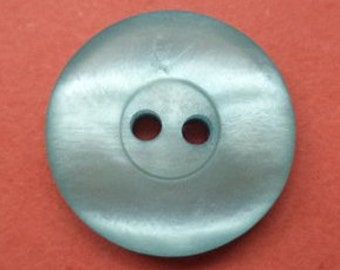 10 buttons 16mm light blue (5344) button blue