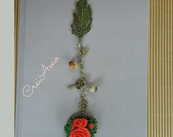 Bookmark RED ROSES