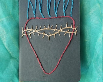 Small Notebook: Sacred Heart