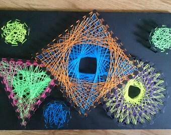 Geometric String Art