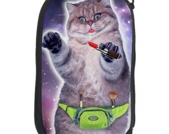 Makeup Cat Travel Bag
