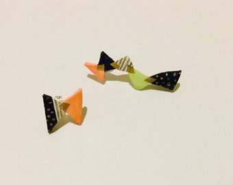 Triangle Earring <t-2>