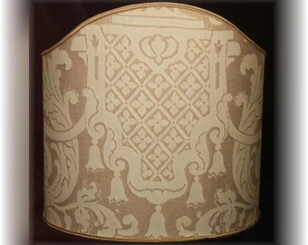 Lampshade fortuny