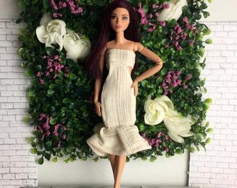 MJSD Oatmeal Dress