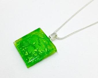 Green valleys Pendant