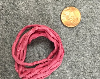 Hand-Dyed Silk 2mm Cord #3