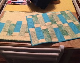 Quilted Placemats, Made to Order