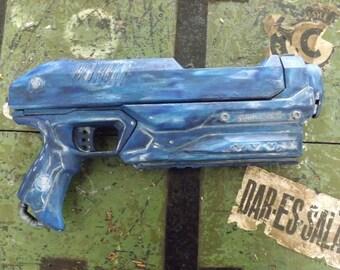 Repainted Magnus Nerf Gun