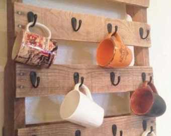 Cozy Coffee Cup Hanger