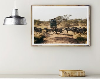 Safari Wall Art african wall art | etsy
