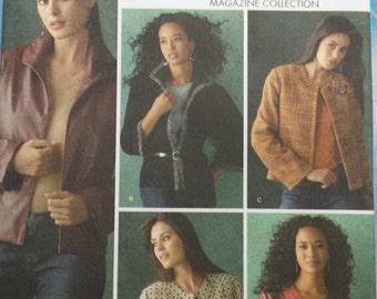 Simplicity 4328 Jacket Sewing Pattern 14-22