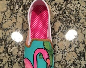 Flamingo Slip-on shoes