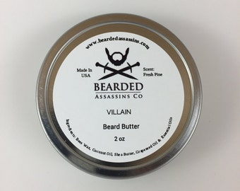 Villain Beard Butter 2 oz