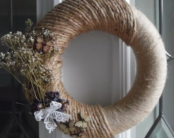 Handmade Door Wreath