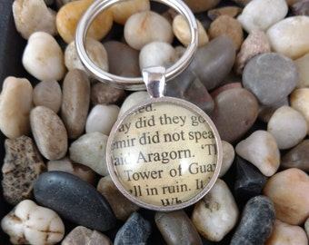 Aragorn Keychain - Lord of the Rings
