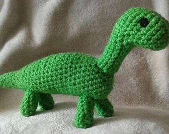Amigurumi Brachiosaurus