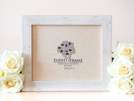 Personalized Wedding Picture Frames 8x10 : 8x10 Picture frame, Unique Wooden Wedding Design, Baltic BIRCH PLYWOOD ...