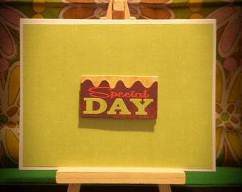 Special DAY (Happy Birthday!)