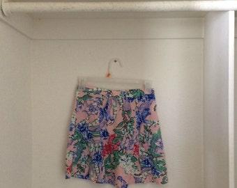 Mini A-line Lulu skirt AA size XS