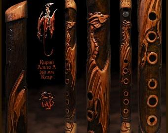 "Wooden flute A ""Kiriy"" Skyrime theme"