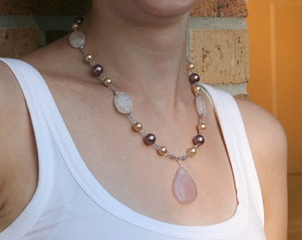 Pretty and Light Necklace (#1001)
