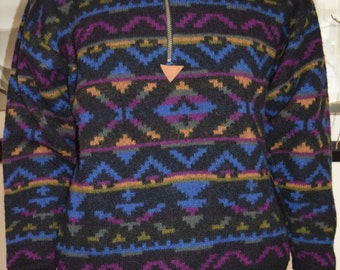 1980's Wool sweater from REI