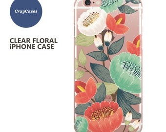 iPhone 6 Case, iPhone 7 Case Floral iPhone 6s Case Floral iPhone 6s Plus Case Floral iPhone 6 Case Floral iPhone 6+ Case (Shipped From UK)