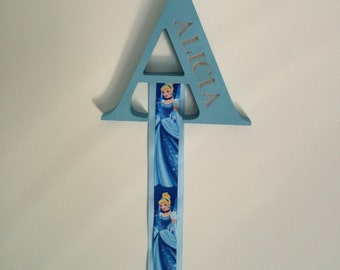 Personalised Initial Bow Holder
