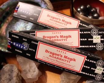Dragon's Magik Incense 3 for 5