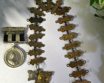 St John Ambulance Service Medals with 20 Bars (1940-62) + Order of St John Medal