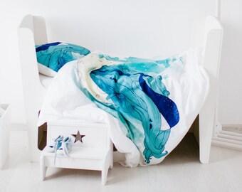 While Cot Baby Bedding - Crib Sheet - Cot Sheet - Nursery Bedding - Crib Bedding - Toddler Bedding - Nursery Decor - Gift