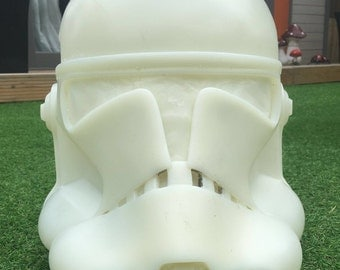 Star Wars Resin Phase 2 Clone Trooper Helmet
