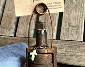 Rustic Thing.a.ma.jig Photo Holder