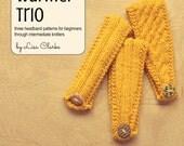 Earwarmer Trio Knitting Patterns