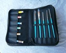 Daler-Rowney Aquafine Watercolor Travel Set Art supplies with watercolor paint