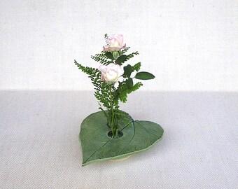 Heart Leaf Vase