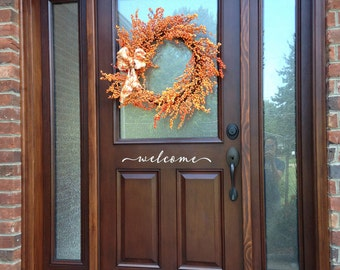 "Shop ""door decal"" in Outdoor & Gardening"