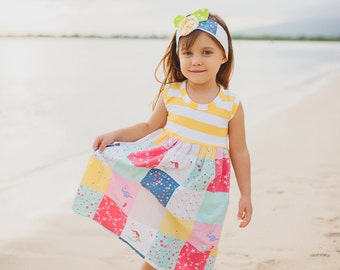 Girls Mermaid Dress