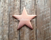 18g Brass Star - Jewelry Blank Hand Stamping Supplies