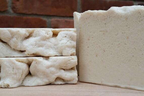 3 bars of Squeaky Clean Organic Artisan Soap