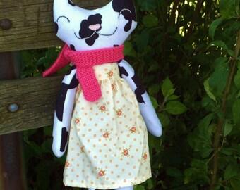 Daisy - KitCat Handmade Plush Doll
