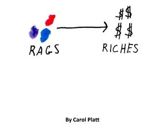 From RAGS To RICHES!  ebook
