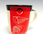 Coffee Mug: Pelican Mug
