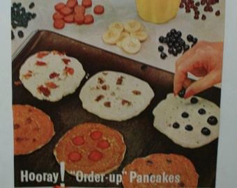 McCalls 1961 Ad for Aunt Jemima pancake mix