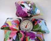 Sample bag of wool felt scraps