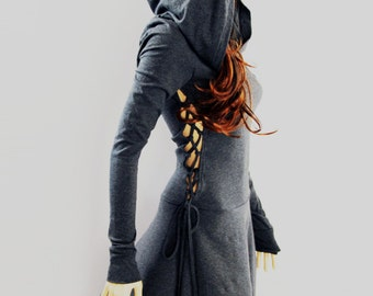 Dress / Black Dress / Party Dress / Tunic Dress / Casual Dress