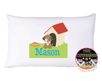 Puppy Personalized PillowCase