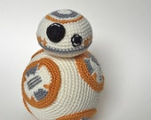 Crochet BB-8 Pattern